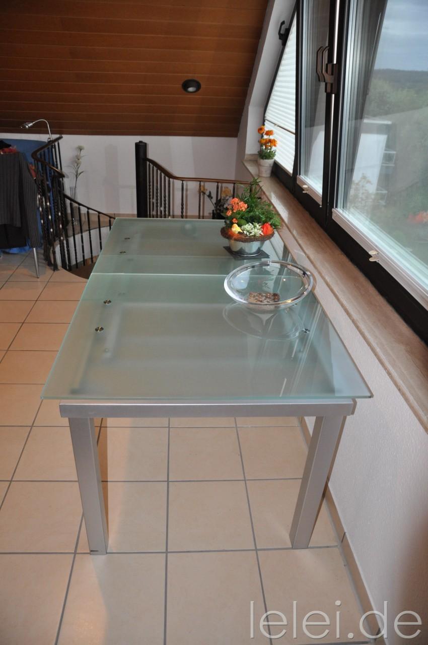 glastisch prisma 01 zu verkaufen von essen nach hessen. Black Bedroom Furniture Sets. Home Design Ideas
