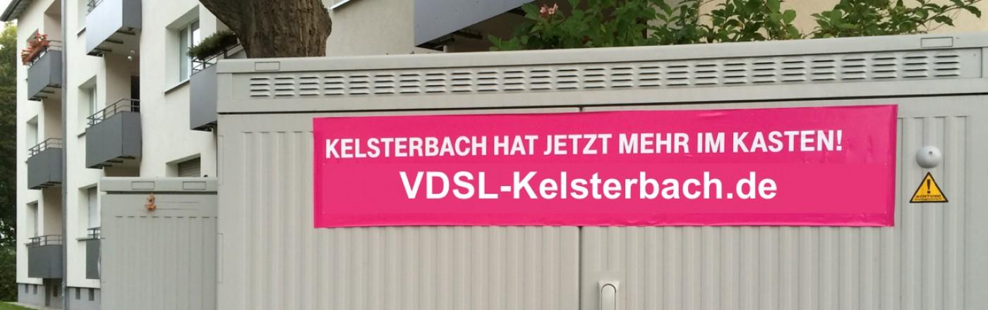 Schnelles Internet in Kelsterbach