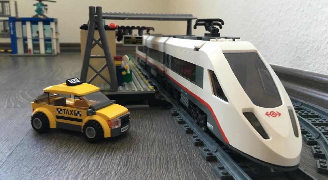 Lego 60050 + 60051